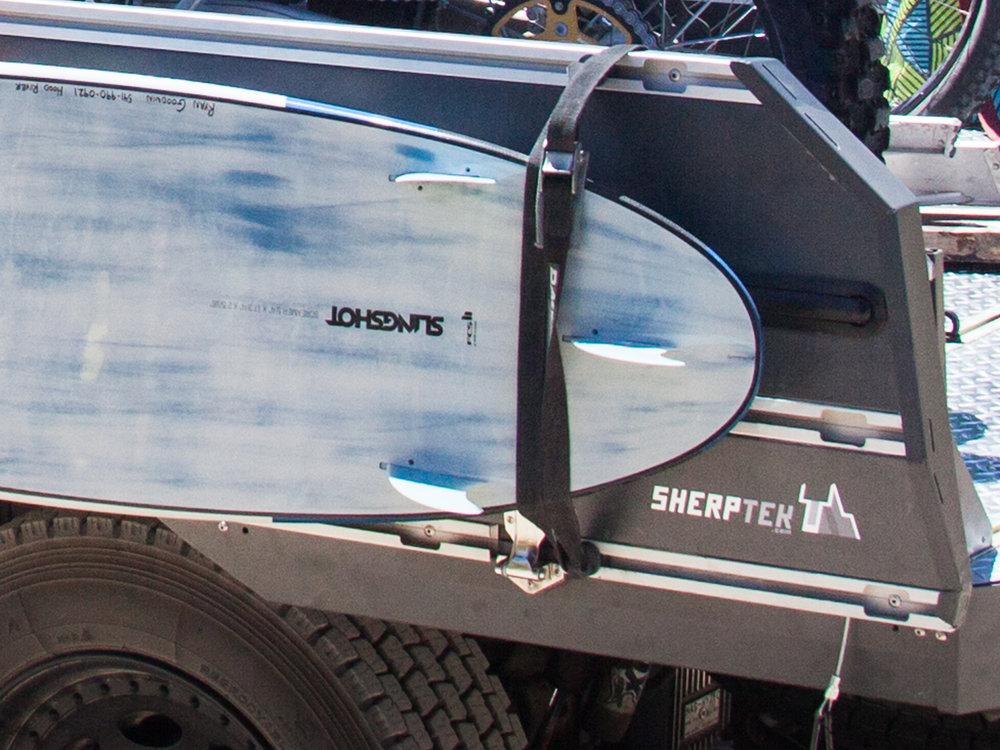 sherptek custom gear hauling solutions
