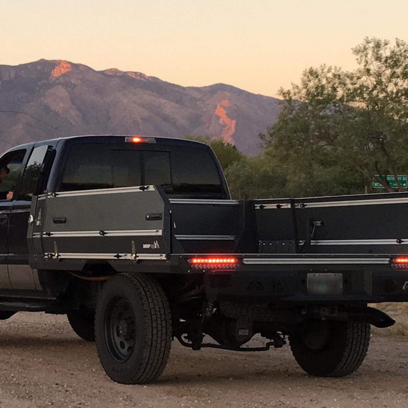 Pickup truck beds and built-to-order flatbed systems.