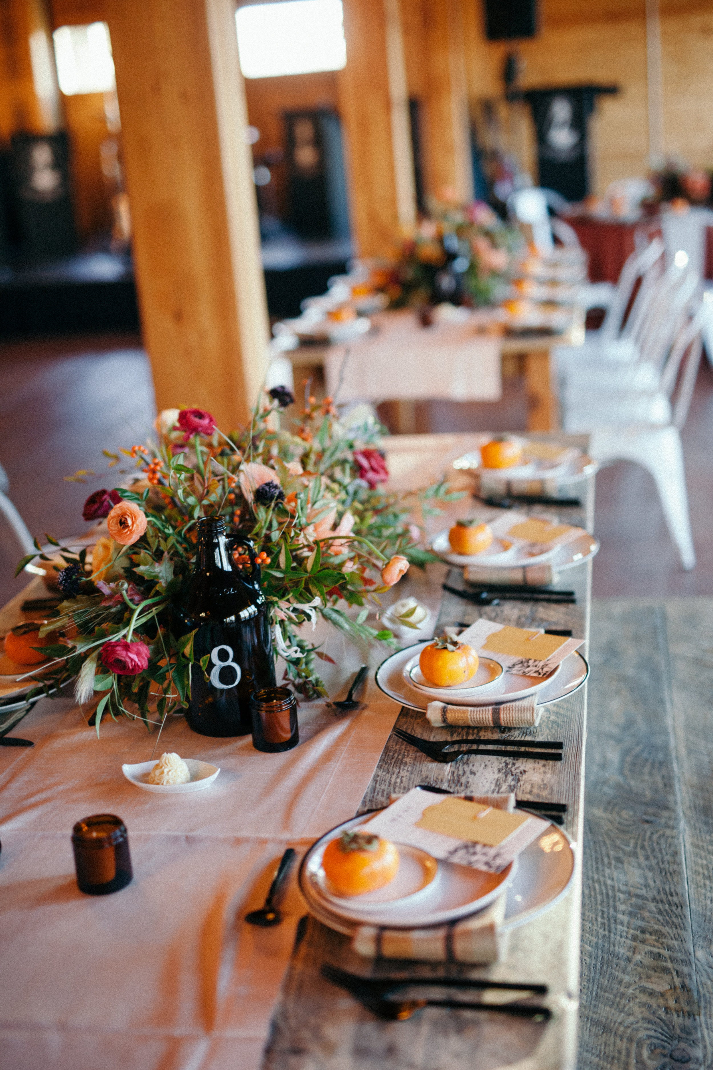 We absolutely adored each detail of this tablescape!