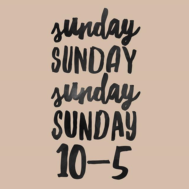 SUNDAY! 10am-5pm! It's the FINAL DAY of the #vancitywomensexpoandpopup 🌟 Come one, come all!