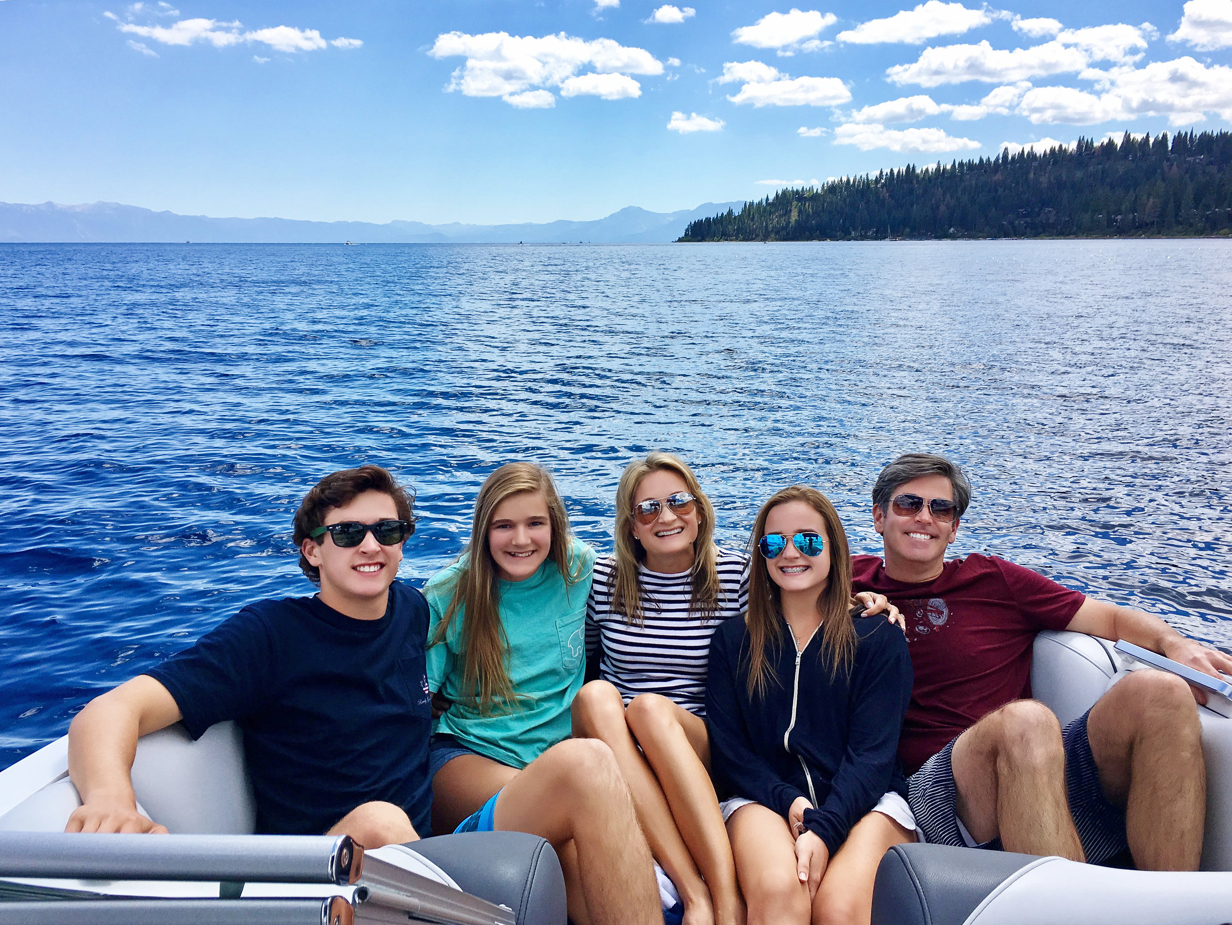 Family Time, Lake Tahoe