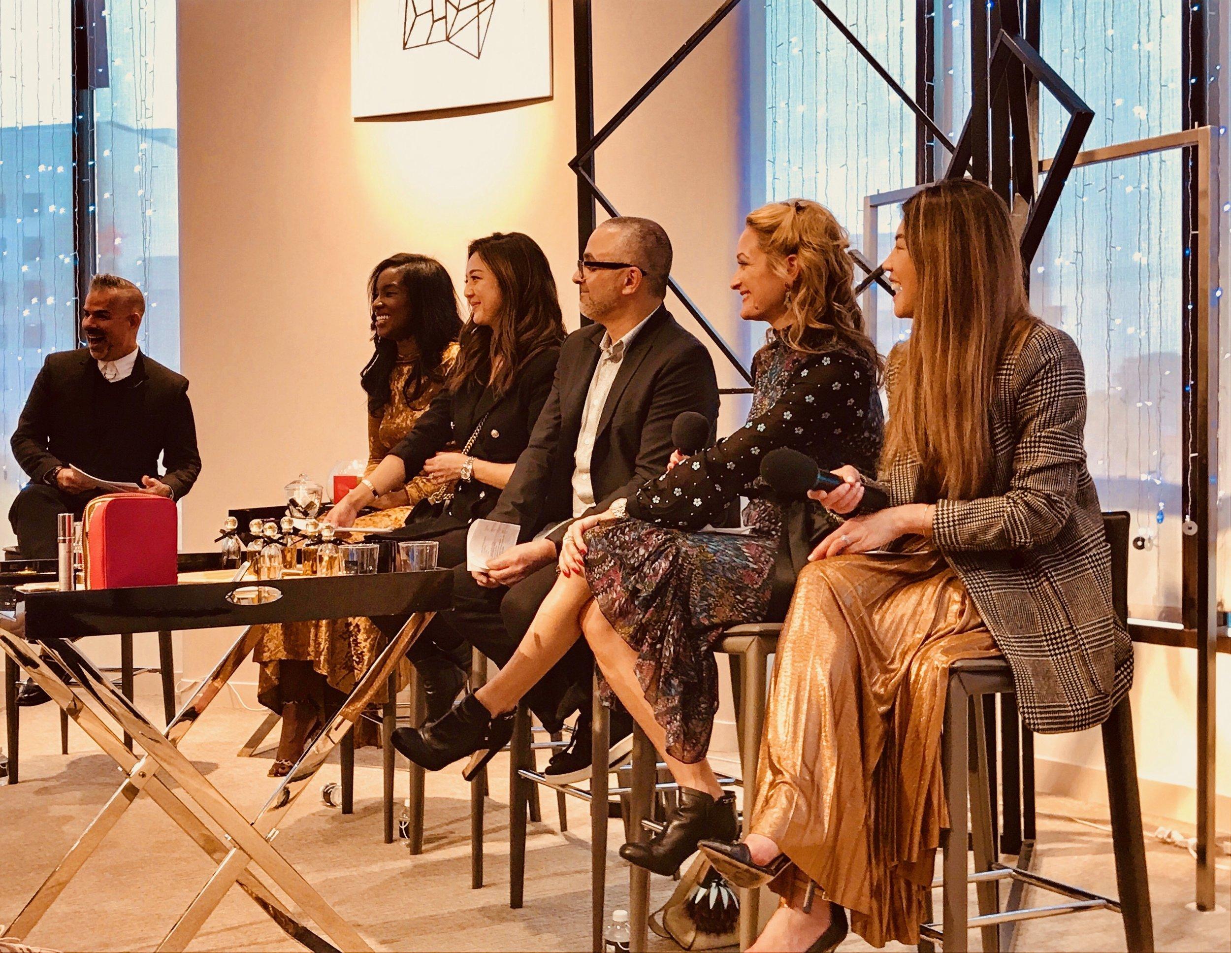 Saks Panel of Influencers