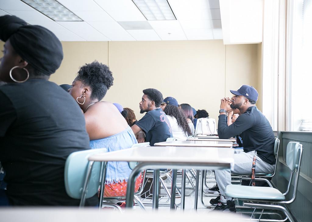 Black University 2017, Winston Salem State University