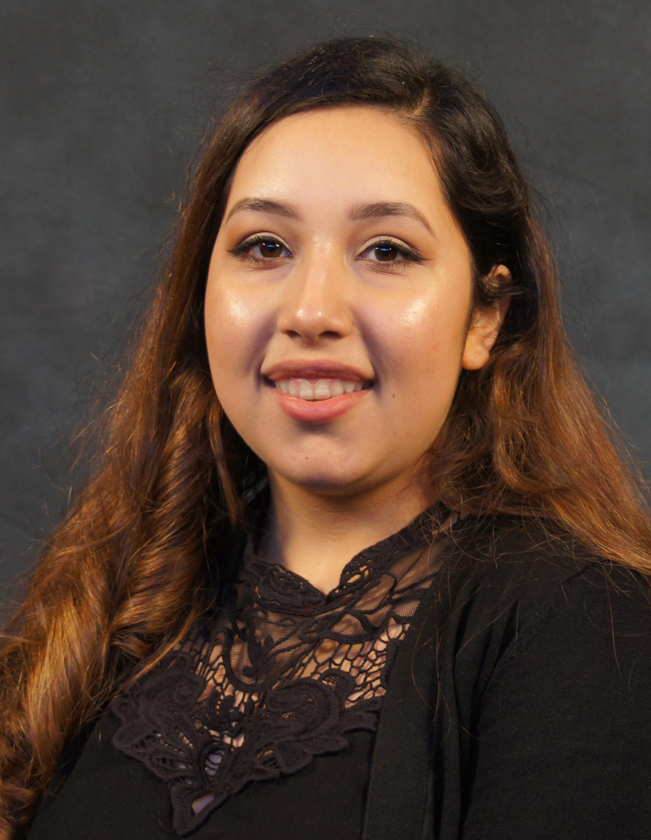 Brisia Gonzalez Gallegos  Dental Hygienist, Freshman Forsyth Technical Community College   Fermin Bocanegra Scholarship