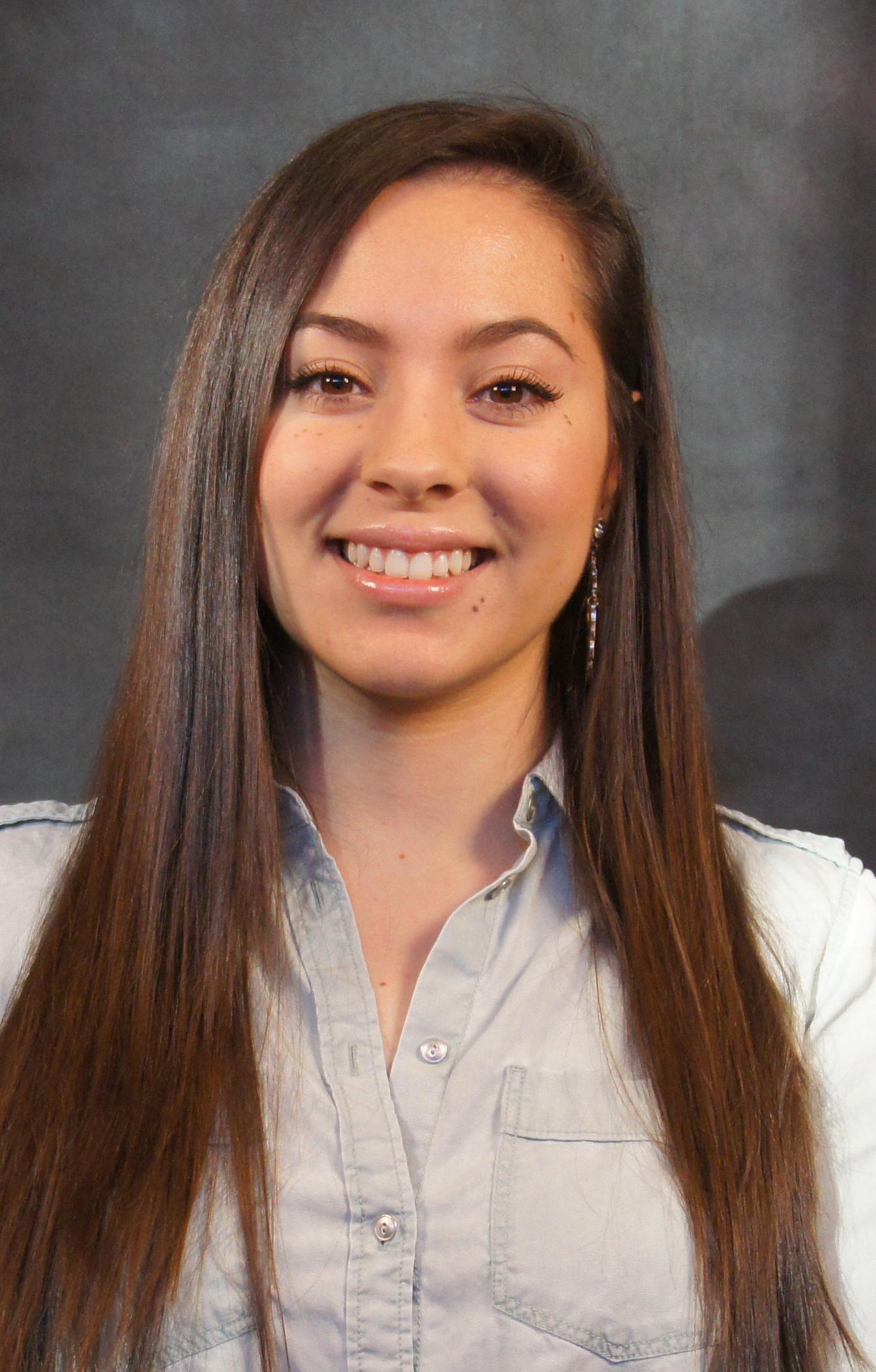 Elizabeth Vega-Orozco  ChemicalEngineering, Senior North Carolina A&T State University   James & Dianne Iseman Scholarship