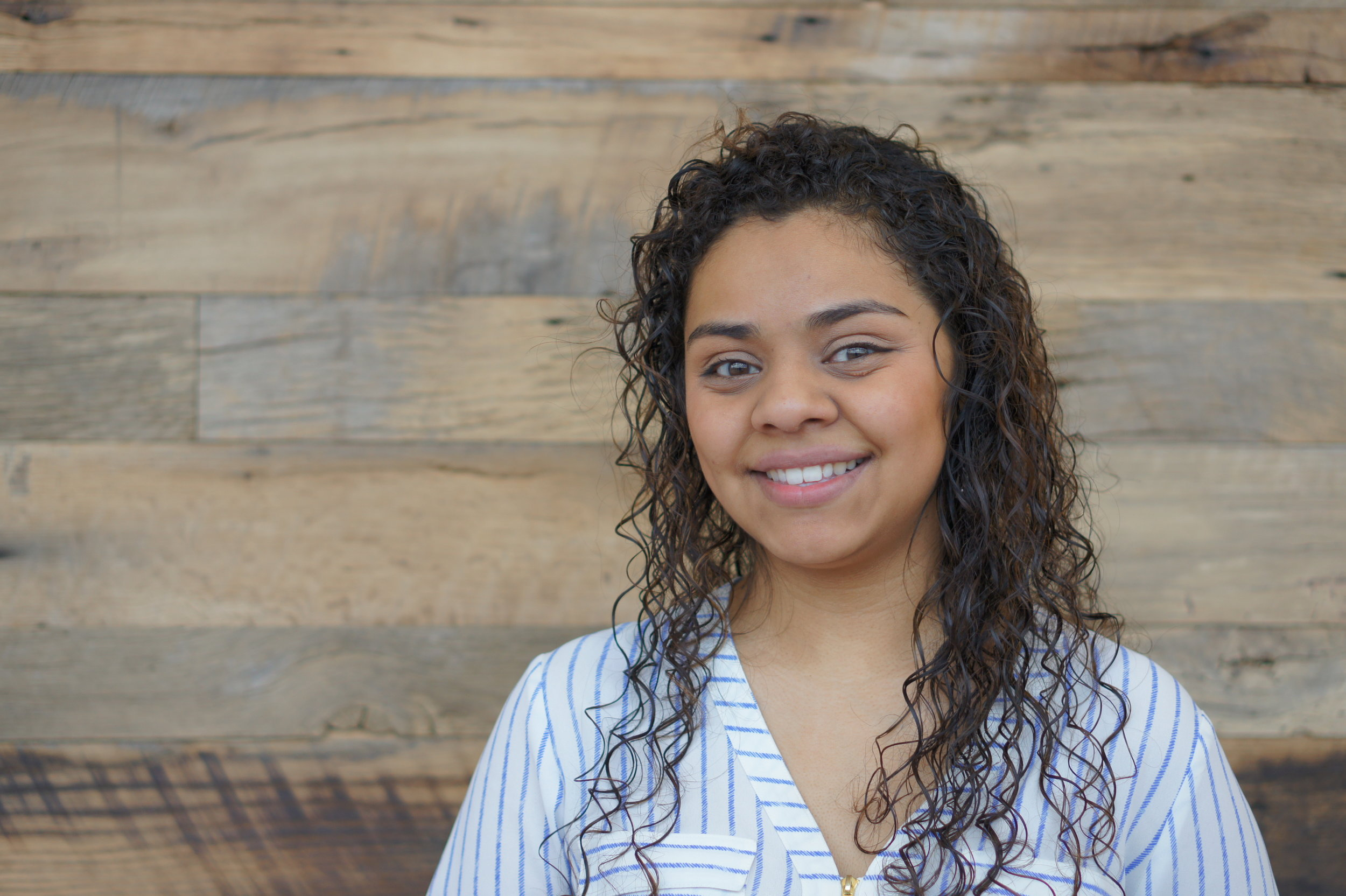 Adyazbeth Barrientos Solis   Biology, Junior  Guilford College    Wells Fargo Scholarship