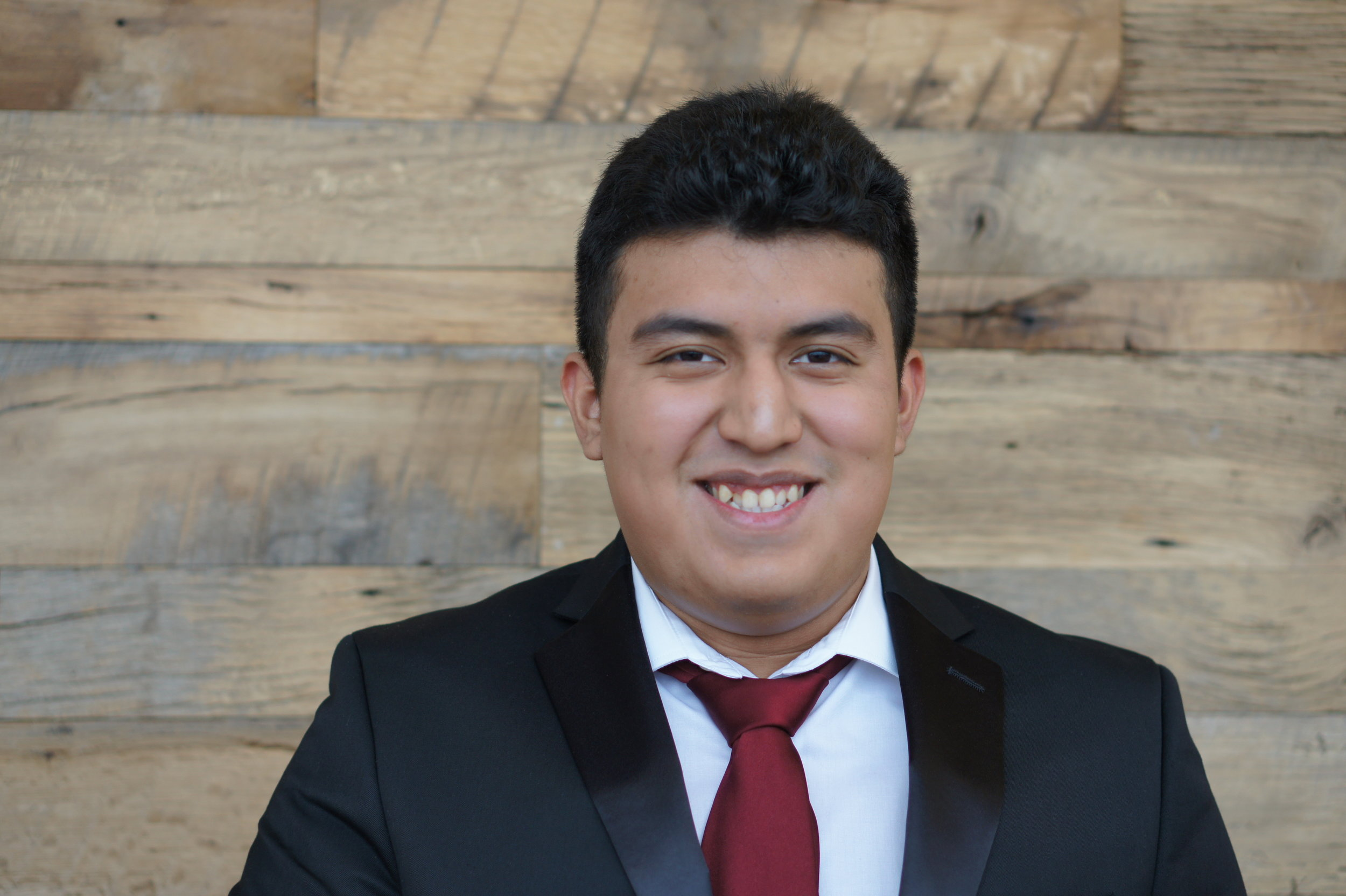 Alex Rodriguez  Graphic Design, Sophomore Forsyth Technical Community College  HanesBrands Inc. Scholarship