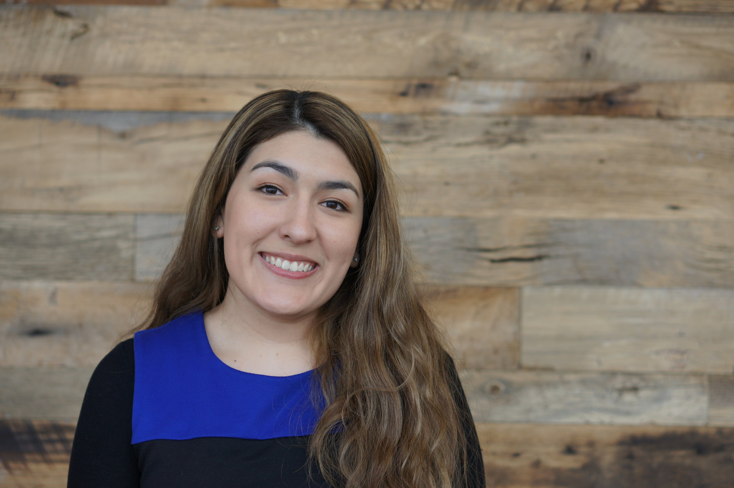 Marissa Del Aguila-Vienrich  Criminology, Senior  University of North Carolina at Greensboro  Cristina Roche Scholarship