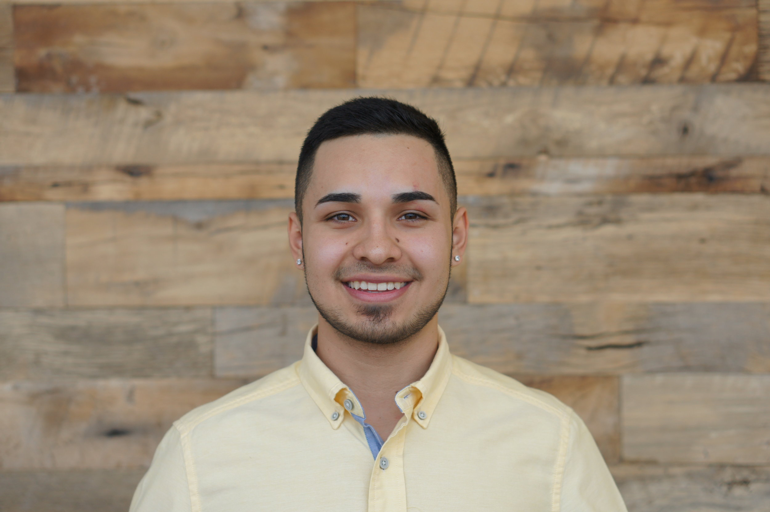Carlos Mares  Accounting, Sophomore Catawba College  Modern Nissan in Memory of Omnia Fred Fowler Scholarship