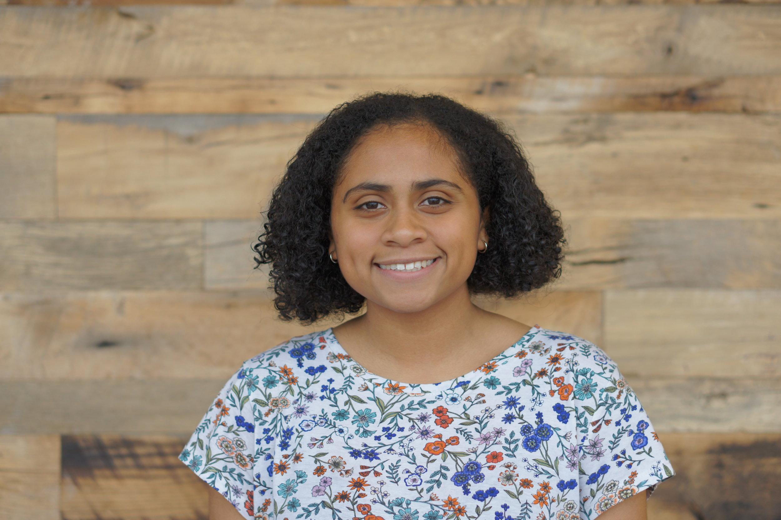 Leslie Morales-Noyola  International Affairs, Sophomore Wake Forest University  Reynolds American, Inc.Scholarship