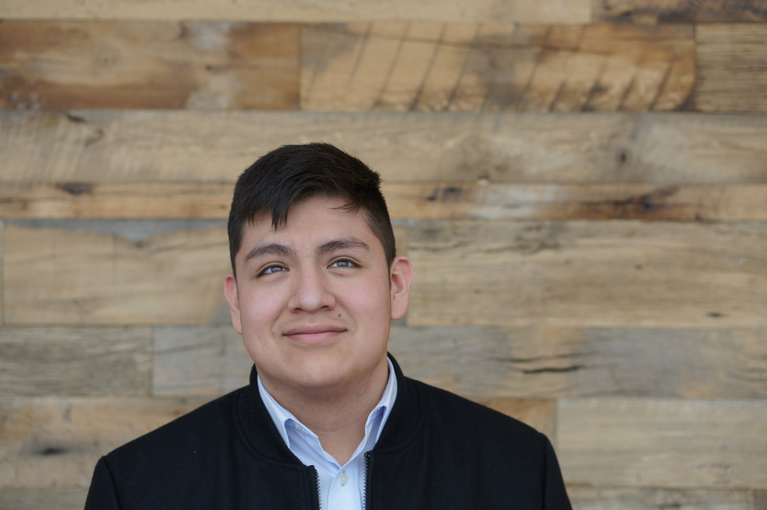 Miguel Angel Perez Montero  International Relations, Freshman Guilford College   The Atkinson Law Firm Scholarship
