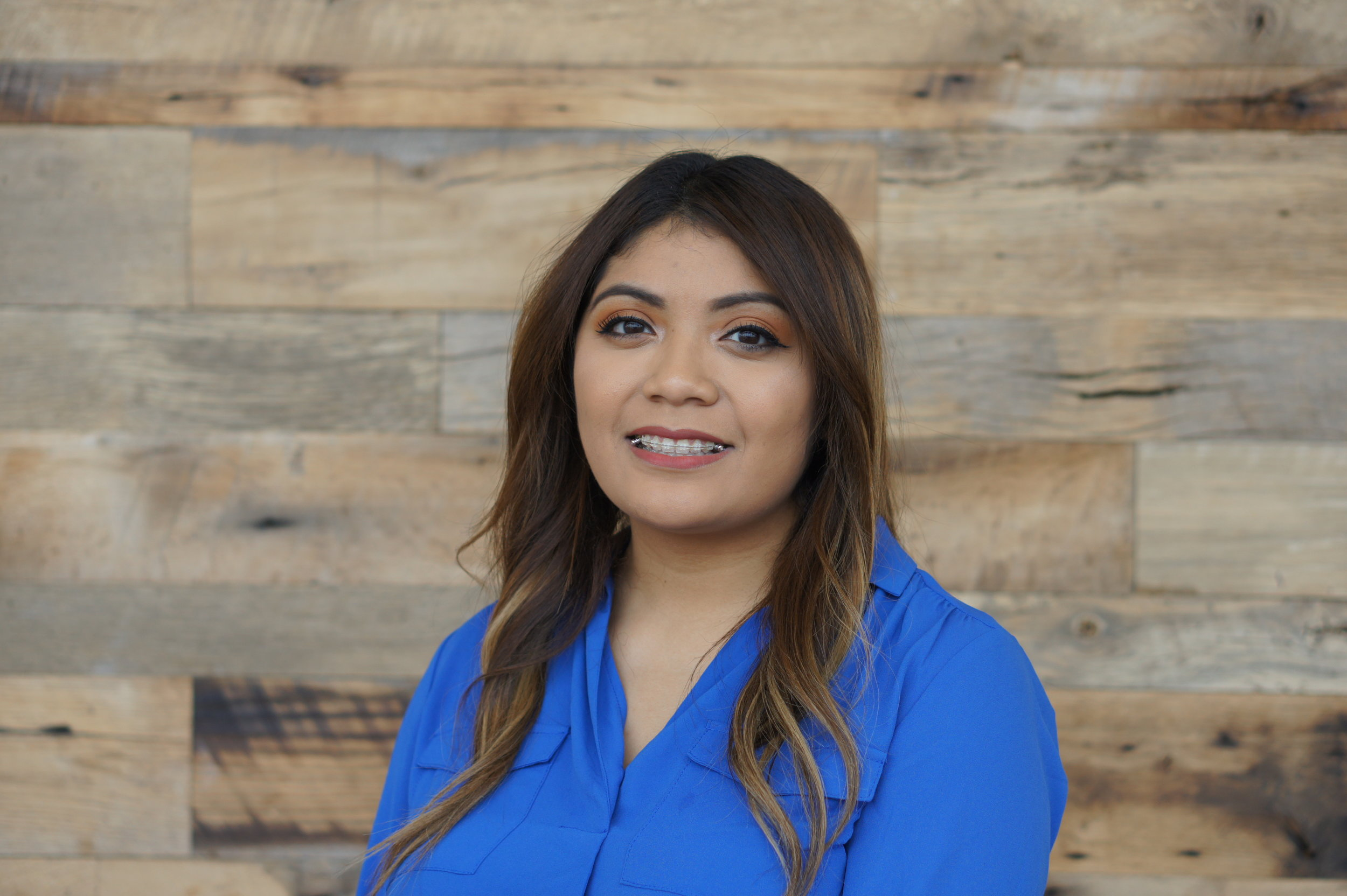 Suleyma Torres-Garcia  Neuroscience, Senior High Point University   Hispanic League Charitable Zumbathon® Scholarship