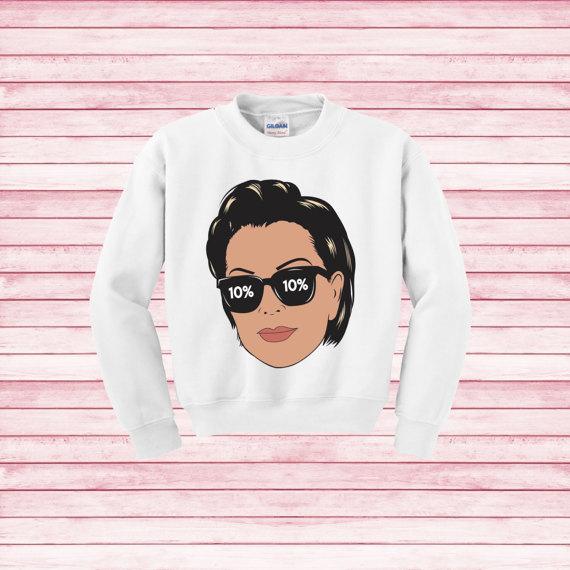 Kris Jenner Graphic Tee - $30