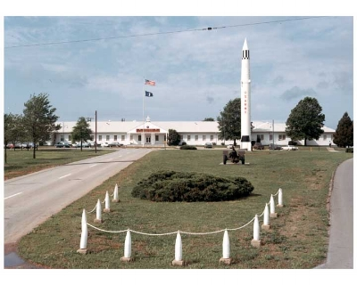 Redstone Arsenal in Huntsville, Alabama, where Dad learned radar systems and Werner Von Braun's designs fueled the space race.