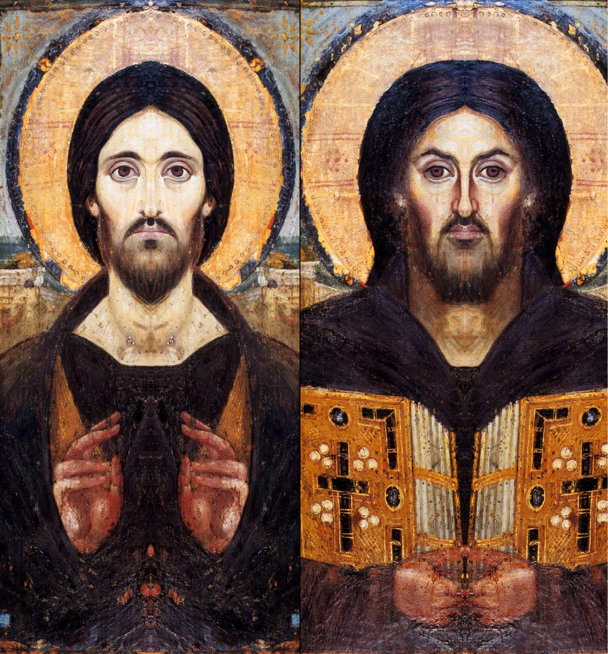 Anonymous, Christus Pantocrator