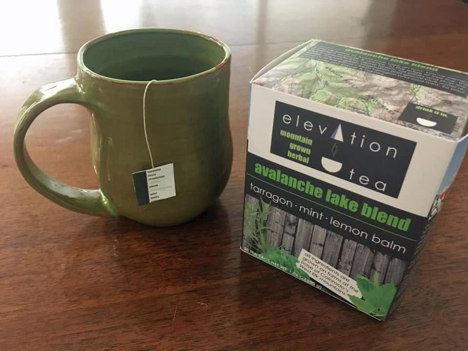 I was so excited to get this just in time for a needed afternoon pick-me-up. I'm convinced this tea could get me through even the Mondayest of Mondays! - -lindy