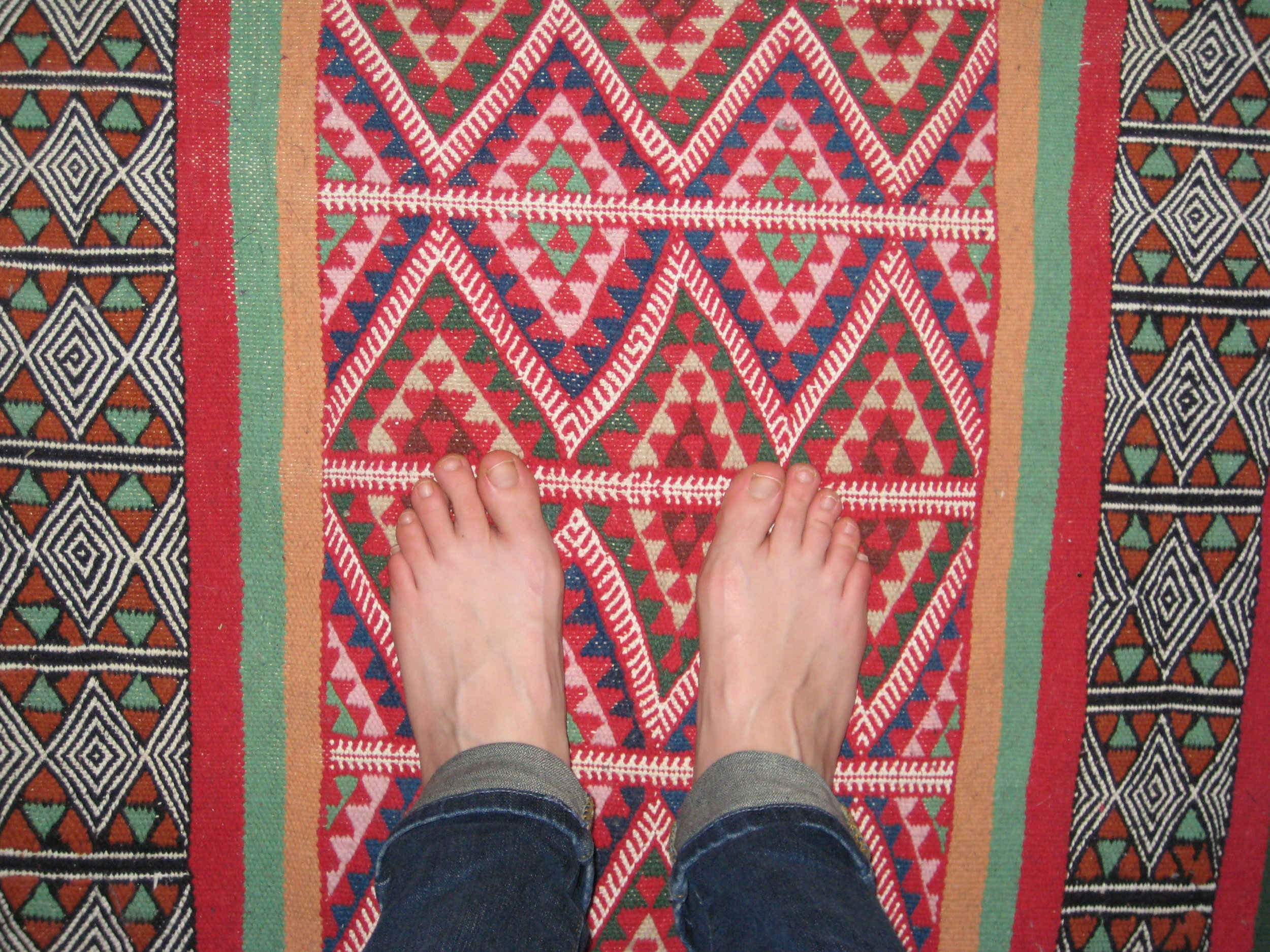 carpet, tunis