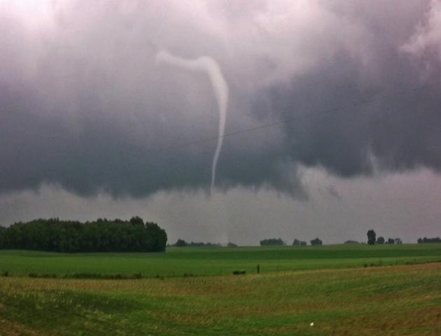 Beardsley MN Tornado