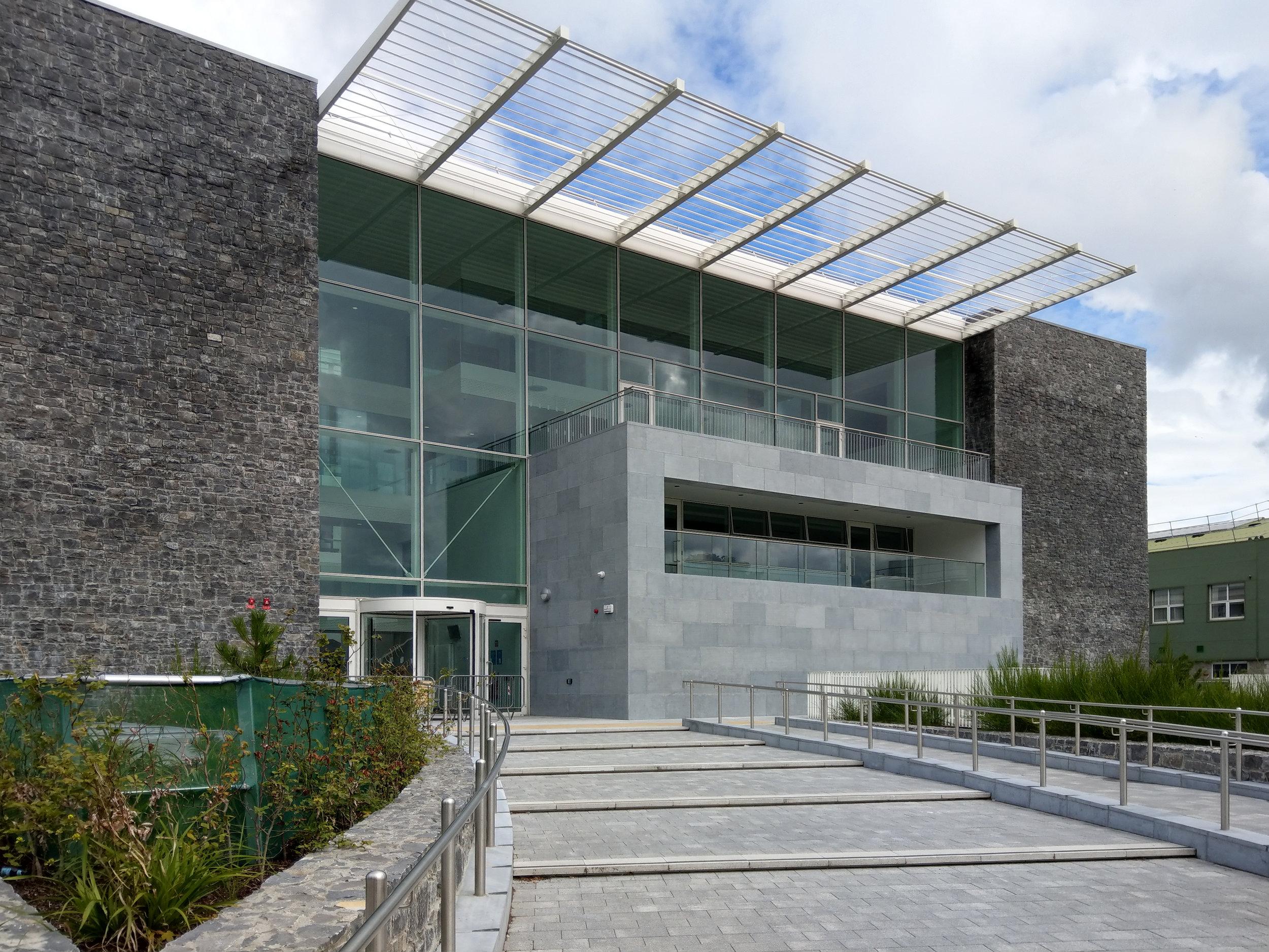 NUIG - Human Biology Building