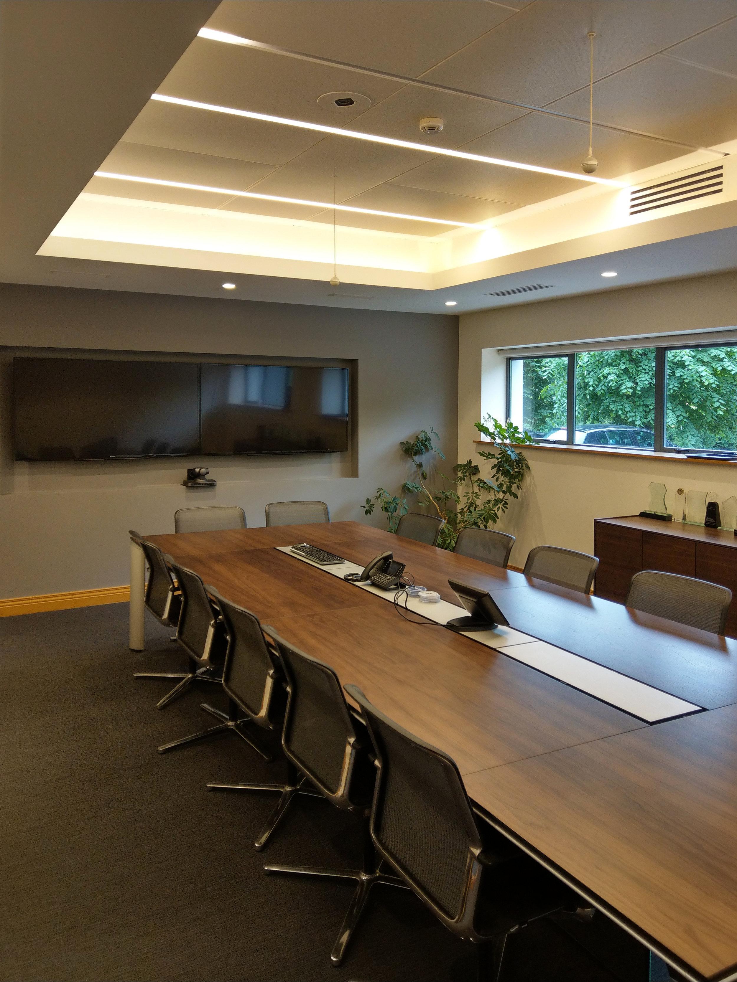 Kirby Engineering - Boardroom