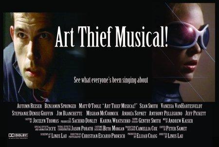 Art Thief Musical!