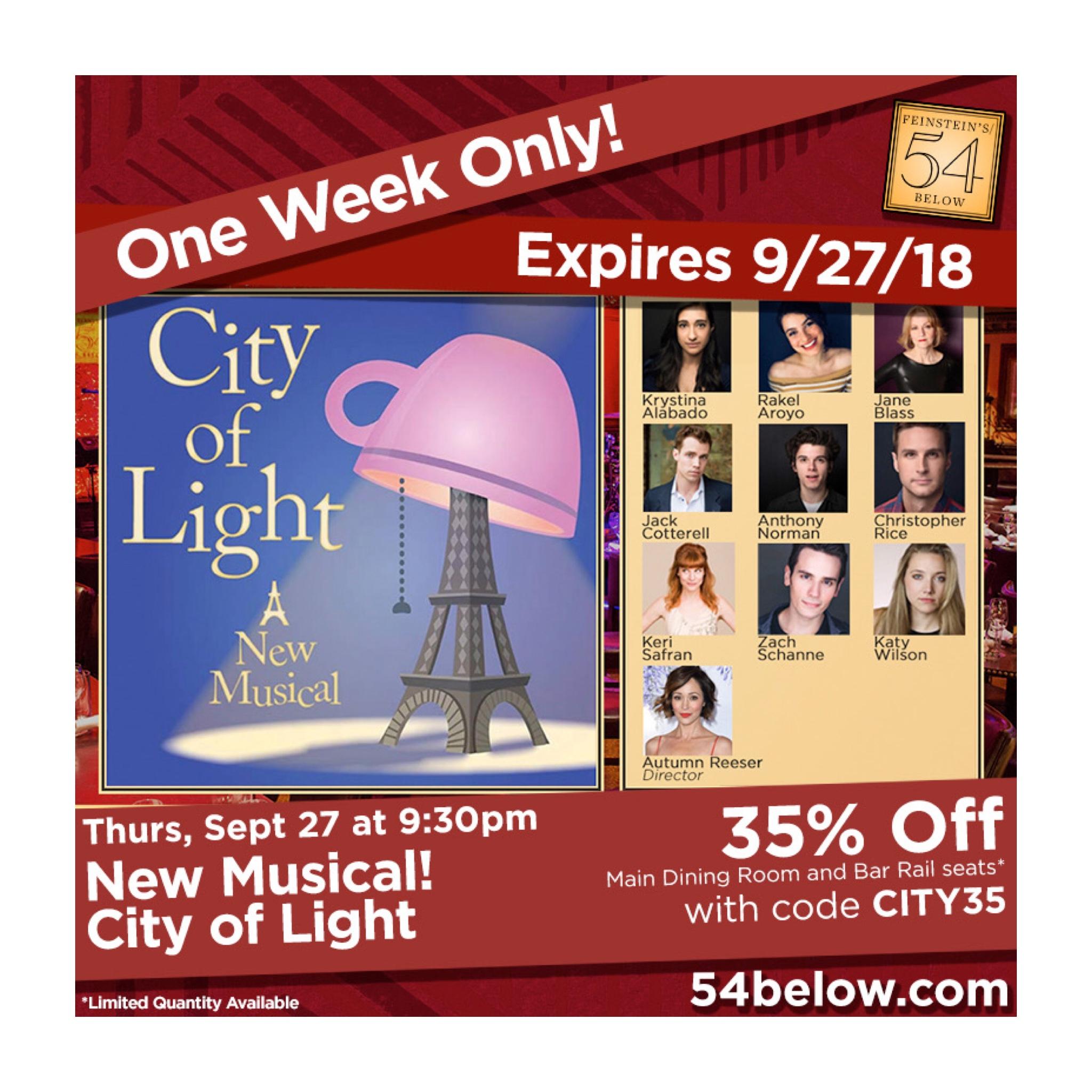 Theater: City of Light