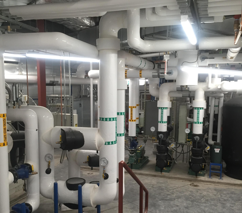 HVAC Piping -