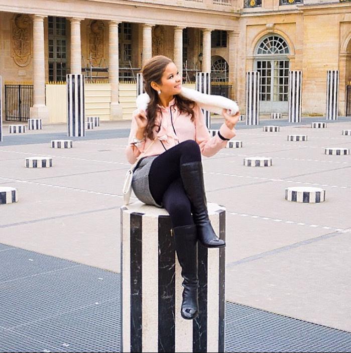 Paris is a feel