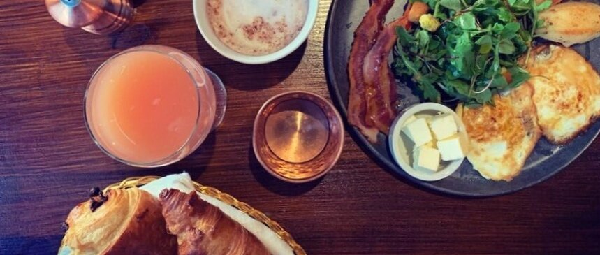 the brunch -