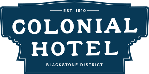 colonial hotel apartments logo