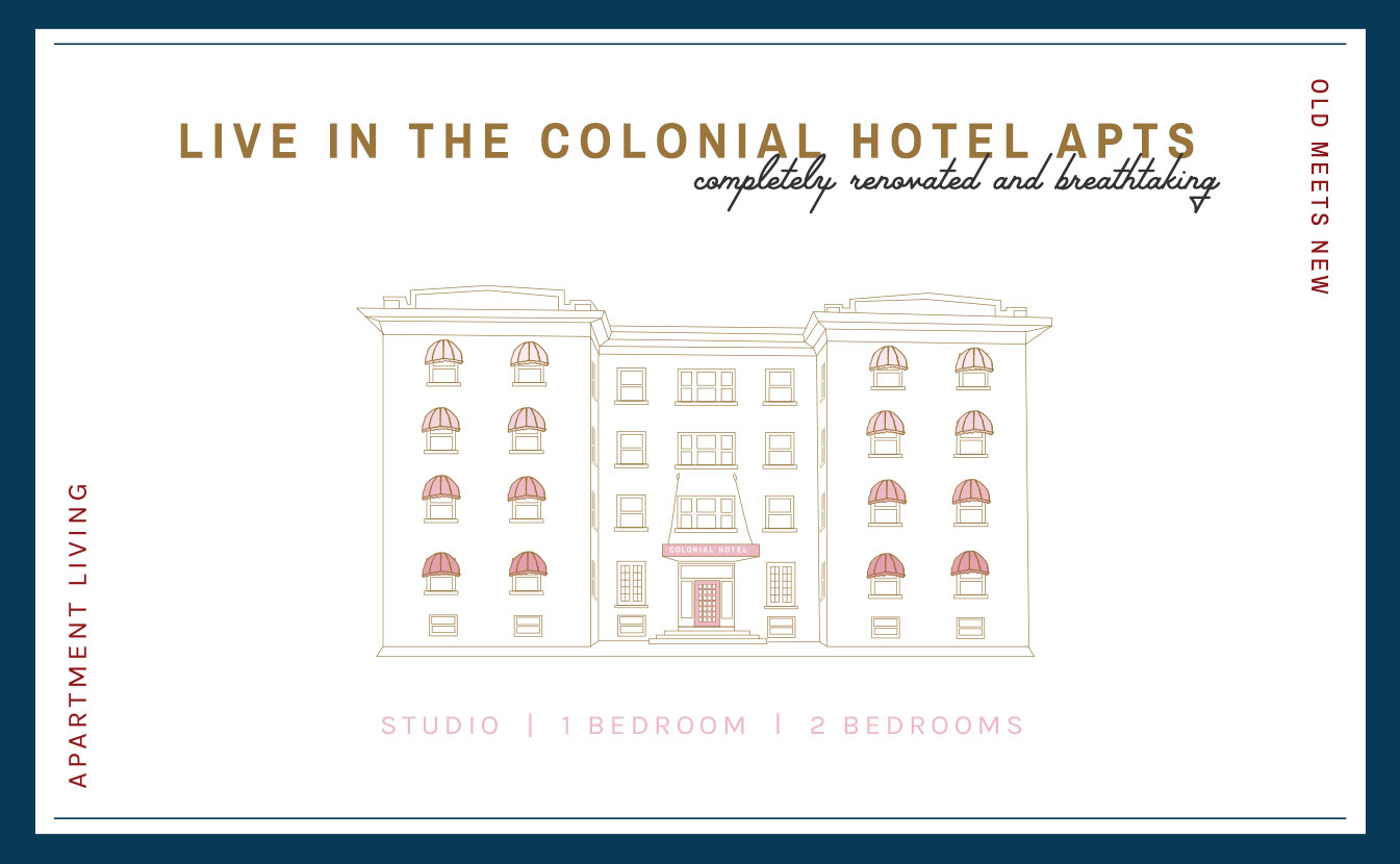 colonial hotel omaha