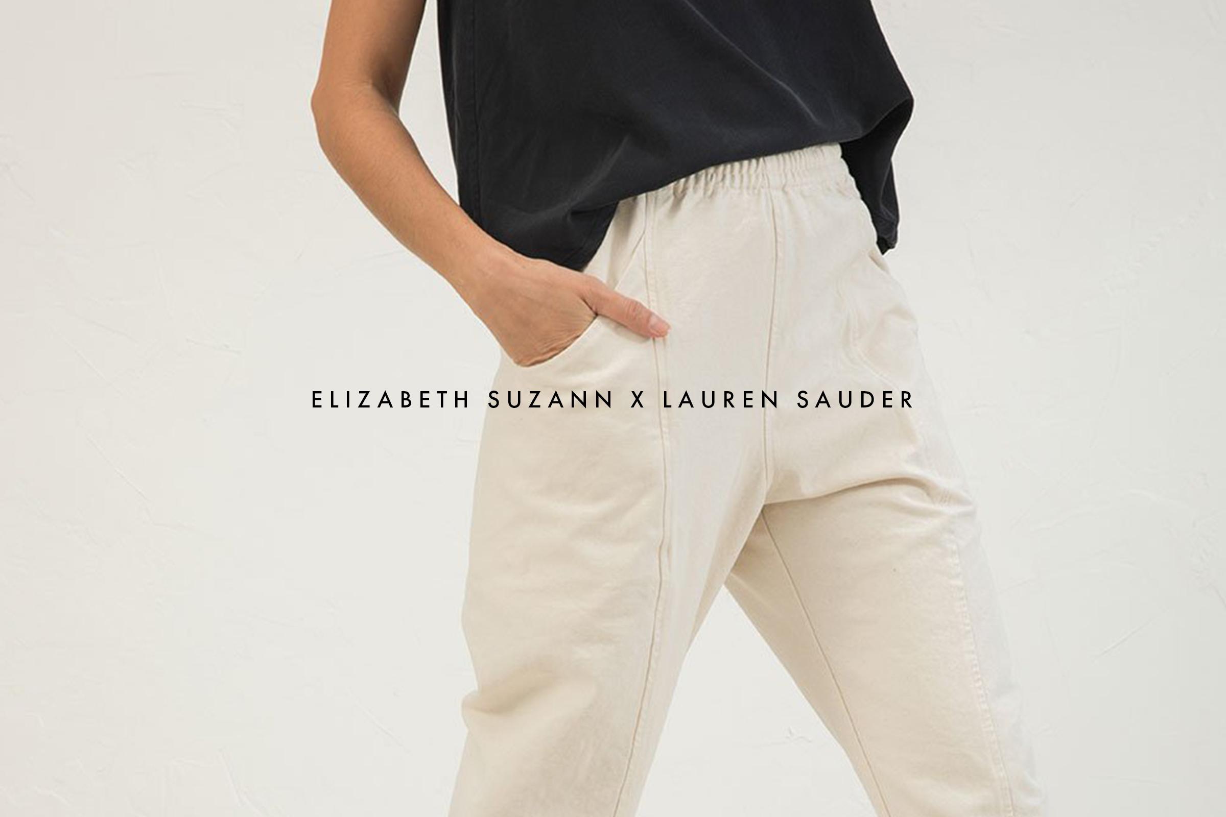 Elizabeth Suzann x Lauren Sauder