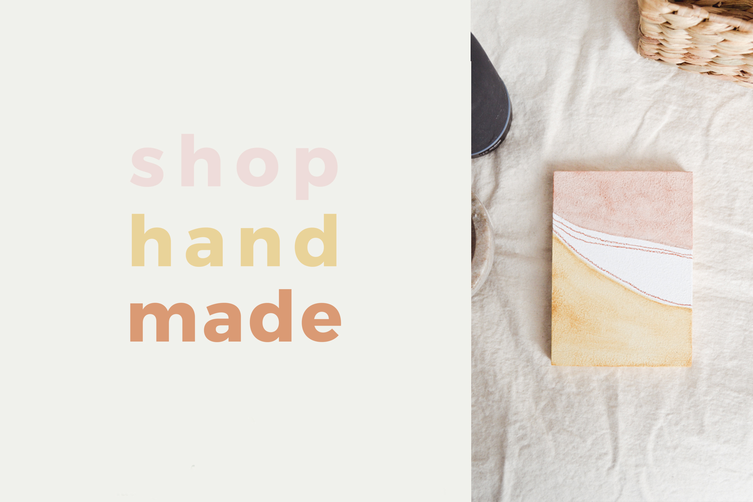 Conscious Consumer The Handmade Pop Up - 50+ Artists and Makers, May 20th, shop small, shop local, art business, original art