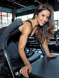 Hottest Trainer Contestant #7:Lisa Moloshok -