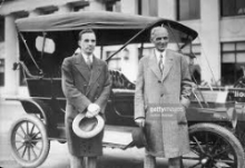 Edsel,Henry and the Model T Ford(www.ford.media.com)