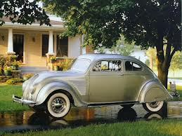 The purest expression of Airflow: A stunning 1934 DeSoto Coupe (source unknown)