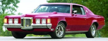 1969 Pontiac Grand Prix SJ