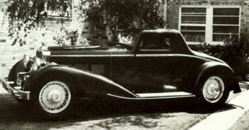 1932 Stutz DV-32 Super Bearcat ( www.UniqueCarsandParts.com.AU )