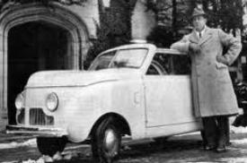 Powell Crosley with a CC convertible ( CrosleyAutoClub.com )