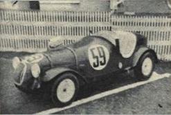 Le Biplace Torpedo  ( CrosleyAutoClub.com )