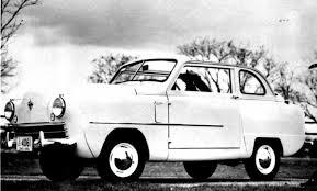 1949 Crosley CD Convertible Sedan ( CrosleyAutoClub.com )