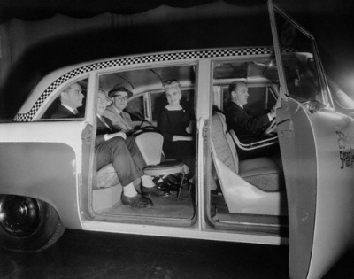 The A-8s interior was larger than some Manhatten apartments ( www.thetruthaboutcars.com )