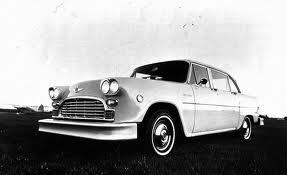 Elegance maimed: The 1975 Checker ( www.coachbuilt.com )