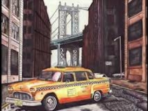 Checker Marathon Cab NY by Fastlane Design 2011