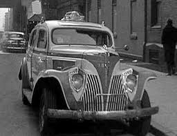 1939 Checker Model A Landaulet