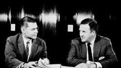 Robert McNamara and Henry Ford II