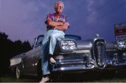 roy A. brown and his edsel (www.latimes.com)