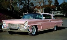 The 1958 lincoln, the world's biggest car ( www.kingoftheroad.net )