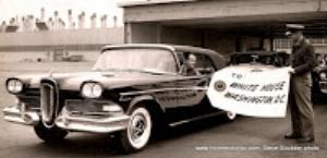Ike's Edsel ( www.Edsel.com )