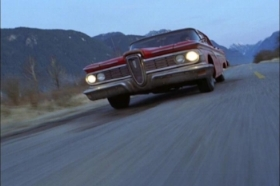 An Edsel Stars in Hbo film's  blacktop  (2000)